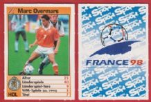 Holland Marc Overmars Arsenal